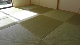 琉球畳写真
