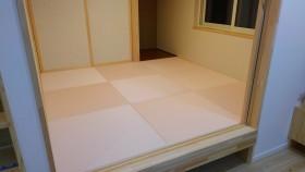 縁無和紙畳