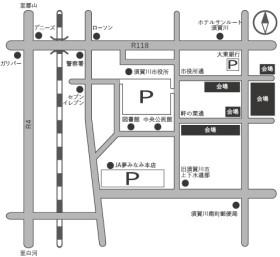 Rojima 地図