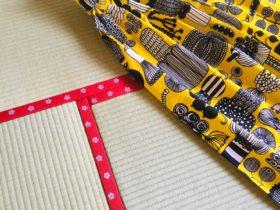 畳とマリメッコ