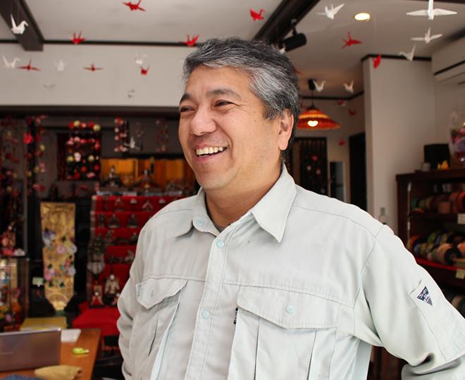 代表取締役 久保木 徹朗